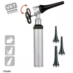 Ветеринарен оперативен отоскоп KaWe EUROLIGHT® VET C30 OP | 2.5V otoscope