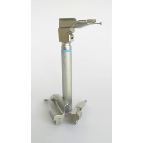 Ларингоскоп McIntosh комплект с 3 лъжици за бебета и деца