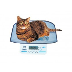 Veterinary digital scales for small animals