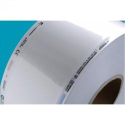 Стерилизационно руло, гладко, размер 100мм/200м