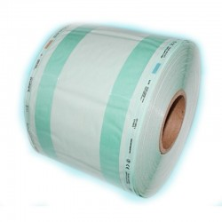 Стерилизационно руло, гладко, със сгъвка, размер 300мм/100м