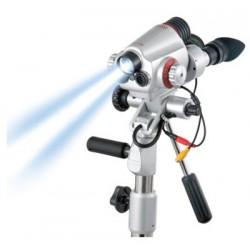 Бинокулярен колпоскоп AC-2111 с едностепенно увеличение и вградена камера