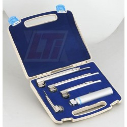 Veterinary Miller Laryngoscope Set of 4 blades
