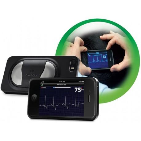 iPhone® мобилно ветеринарно ЕКГ