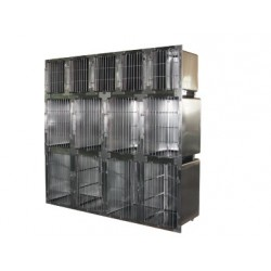 Professional Stainless Steel Modular Dog Cage