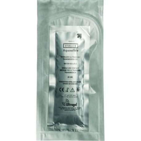 Sterile ultrasonic gel AquaSonic