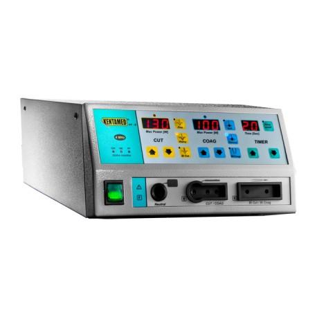 KENTAMED RF-B 4 MHz Високотехнологичен електронож.  Електронож. мека коагулация, фино рязане. Лепене на кръвоносни съдове. За де