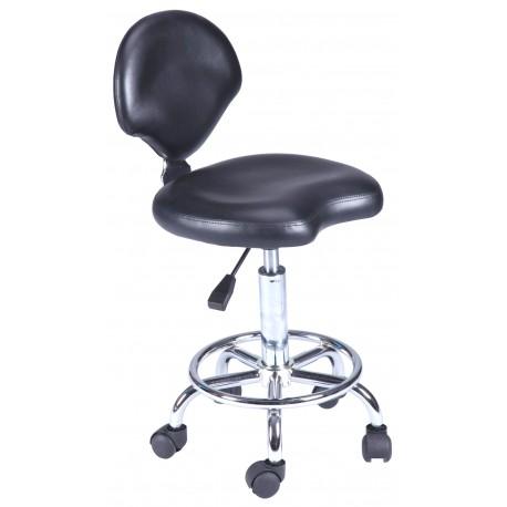 Операторски стол с облегалка SADDLE ERGO
