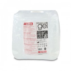 Ultrasound Gel 5000 ml - transparent