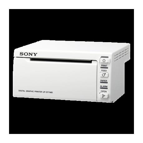 Дигитален черно-бял видео-принтер Sony UP-D711MD за вграждане
